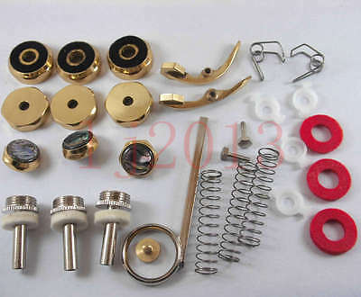 trumpet repair parts, repair parts screws, parts