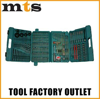 Makita 216 Pc Drill / Impact Driver Bit Set  P-44046
