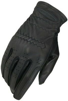(7, Black) - Heritage Pro-Fit Show Glove. Heritage Products. Free Delivery