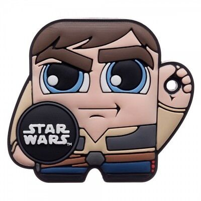 Foundmi Star Wars New 52 Han Solo App Enabled Bluetooth Tracking Tag
