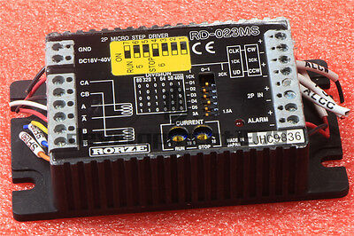 ONE USED RORZE RD-023 MS 2P MICRO STEP DRIVE