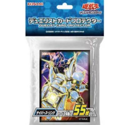 Yugioh Japanese Official Card Sleeve Cyberse Link From Japan