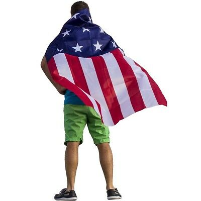 Freedom Capes American Flag Cape Costume