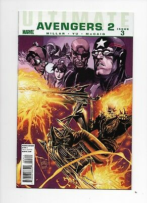 Ultimate  Avengers 2 NO 3 OF SERIES OF 6  CONDITION  VERY FINE -NEAR MINT