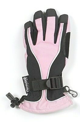 (X-Large, Pink/black) - Ovation Extreamer Snow Gloves- Unisex. Brand New