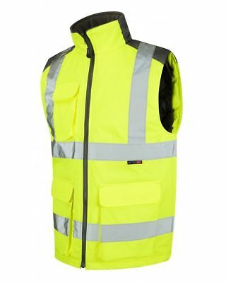 Leo Torrington Bodywarmer HiVis Orange or Yellow!!