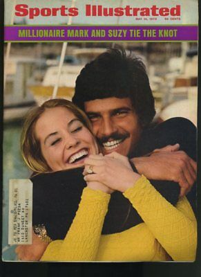 Sports Illustrated May 14 1973 Millionaire Mark Spitz and Suzy Tie the Knot