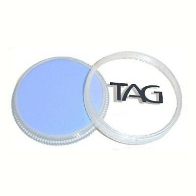32g TAG Professional Face Paint Regular Colour ~ Powder Blue. Huge Saving