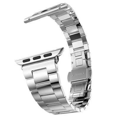 (Ultra-thin Series Silver - 38mm) - Apple Watch Band, PUGO TOP Ultra-thin (2.0