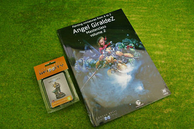 Vallejo Painting miniatures from A to Z (vol.2) Book by Angel Giraldez 75010