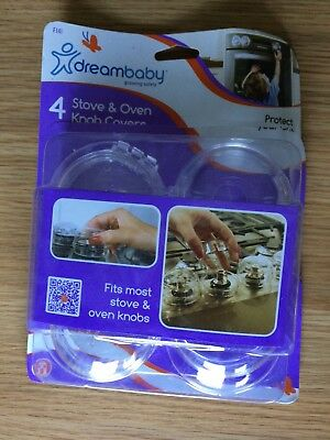 Dreambaby Stove And Oven Knob Covers