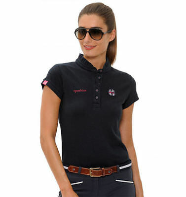 Spooks Damen Polo Shirt VIOLA FS18