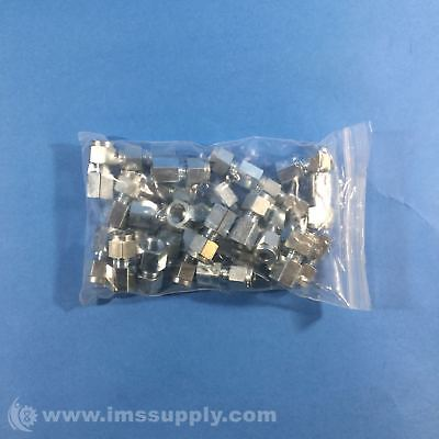 Swagelok S-400-7-2 Stainless Steel Tube Fitting, Female Connector Fnip