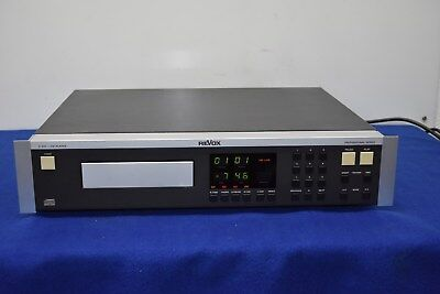 Studer Revox C 221 Professional Series CD-Player in fully working order rare !