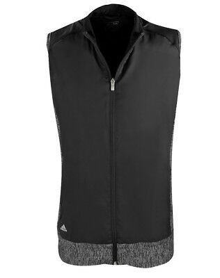 (Medium, Black) - adidas Golf Women's Rangewear Vest. Unbranded