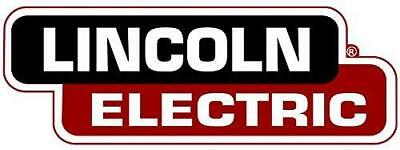 """Lincoln Electric Welders Factory Authorized 9"""" Decals,1-Pair Brand New"""