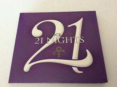 Prince 21 Nights Opus Dvd Concert