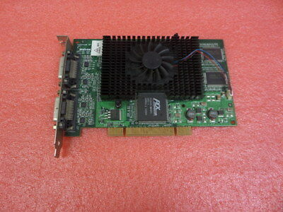 Matrox MGI G45X4QUAD-B 7105-0101 Rev c QUAD MONITOR VIDEO CARD