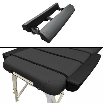 """Massage Table Armrest Bolster Extension Bolster Pillow Set-Add 10"""" To Your Table"""