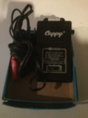 "Vintage ""Cappy"" Capacitor Tester, P/N E-2, Box & Manual, Looks and Works Great."