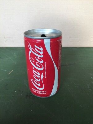 Vintage Coca Cola Can 326 ml - RARE 11.5 Oz From London -