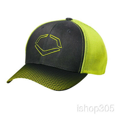 the latest a9e58 42605 ... low price evoshield neon onslaught flex fit hat baseball cap trucker hat  neon hat d5c38 b7221 new ...