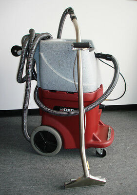 Cfr Pro 500 Carpet Extractor, Model 10431A, 115V, Used, 1 Hour On The Machine