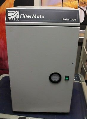 Impell Fume Extraction System, F1540, 115V Portable Filtration Air