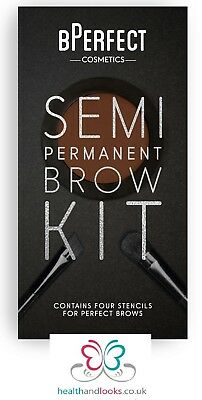 BPerfect Semi Permanent BROW KIT - available in 4 colours