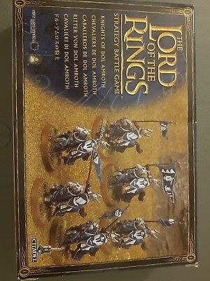 Lord of the Rings KNIGHTS OF DOL AMROTH (warhammer)