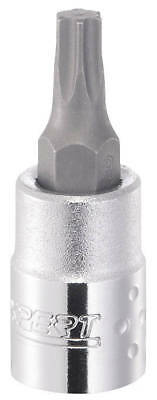 """Expert by Facom 1/4"""" Drive Torx Bit Sockets. Sizes; T6 to T40"""