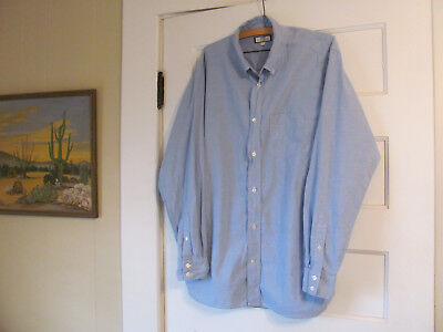 { Old Navy } Mens Lt. Blue Long Sleeve Shirt,Size Large, Very Nice!!