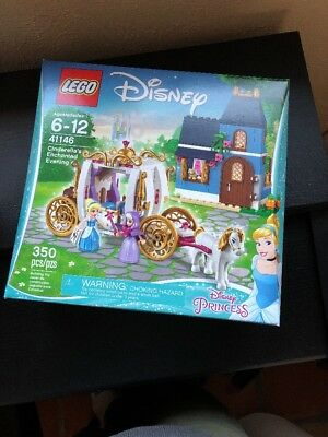 Educational Toys Lego Disney Cinderella Carriage Princess Girls For New