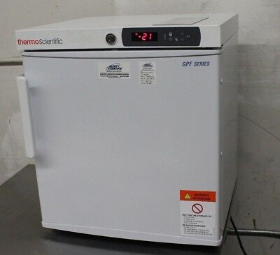 ThermoScientific GPF Series, -20°C Manual Defrost Countertop Freezers