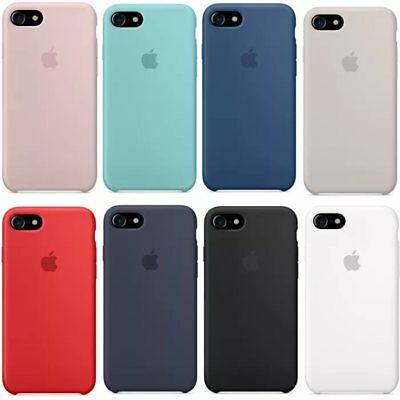 watch ec24f ba7d7 BRAND NEW SILICONE Case For Apple iPhone 8 Plus / iPhone 7 Plus Original  Cover