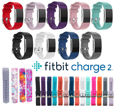 For FitBit Charge 2 Replacement Wristband Bracelet Watch Strap Band Classic UK
