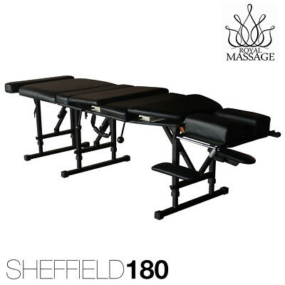 New! Elite Xl 180 Portable Folding Chiropractic Table - Folding Chiro Drop Table
