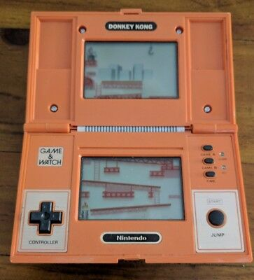 Donkey Kong Game and Watch
