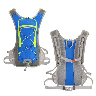 Fashion 12L Water Bladder Bag Hydration Backpack Pack Hiking Camping Cycling Bag