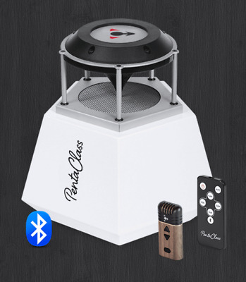 Penta Class Runa Bluetooth 360°Audio System With Wireless 2.4 GHz HD Microphone