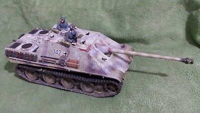 BBG072 WWII Jagdpanther German Tank Destroyer By King and Country.