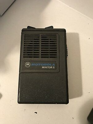 Motorola Minitor 2 Pager 33Mhz