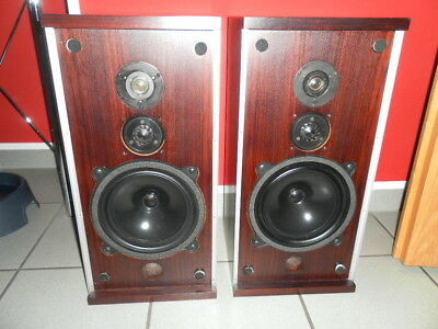 Bowers & Wilkins Domestic Monitor Dm 4 High End Rosewood Ansehen !!!
