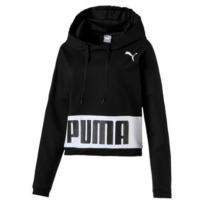 PUMA WOMENS BLACK POWERCAT PURE 3//4 LEGGINGS GYM FITNESS 511313-01