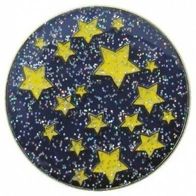 Navika Starry Night Glitzy Ball Marker with Hat Clip. Navika USA Inc.