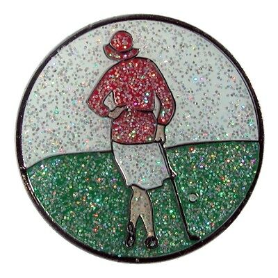 Navika Vintage Lady Glitzy Ball Marker with Hat Clip. Navika USA Inc.
