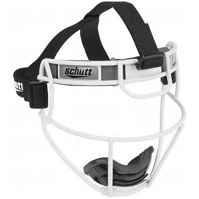 (Youth, White) - Schutt Sports Softball Fielders Guard. Delivery is Free