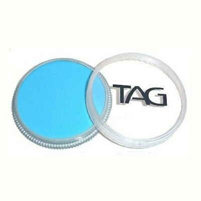 32g TAG Professional Face Paint Regular Colour ~ Light Blue. Huge Saving