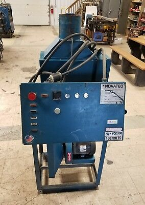 "Novatec Hot Air Dryer Model PHH-250 3 Phase 480 ""SHIPPING AVAILABLE ""  #0999CY"