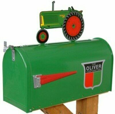 Oliver Rural Style Mailbox
